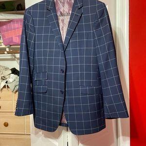 English Laundry suit.
